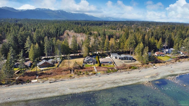 6315 W Island Hwy - PQ Qualicum Beach Single Family Detached for sale, 4 Bedrooms (870153)