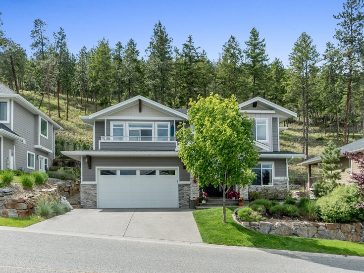 218 Upper Canyon Drive North - Kelowna HOUSE for sale, 4 Bedrooms (10236227)