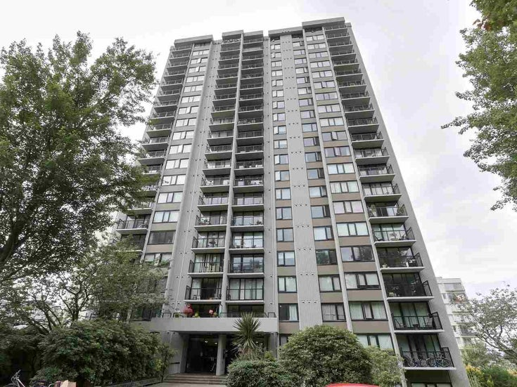 802 1330 HARWOOD STREET - West End VW Apartment/Condo for sale, 2 Bedrooms (R2477675)