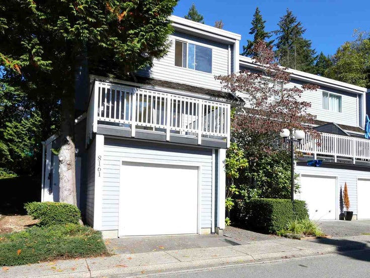 8161 FOREST GROVE DRIVE - Forest Hills BN Townhouse for sale, 3 Bedrooms (R2502323)