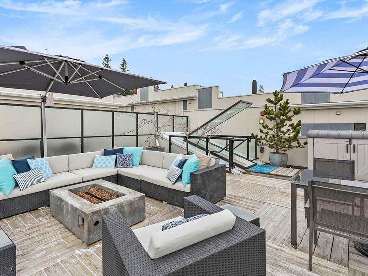 407 9350 UNIVERSITY HIGH STREET - Simon Fraser Univer. Townhouse for sale, 3 Bedrooms (R2543910)
