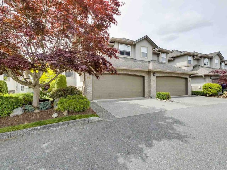 43 2525 YALE COURT - Abbotsford East Townhouse for sale, 4 Bedrooms (R2586853)