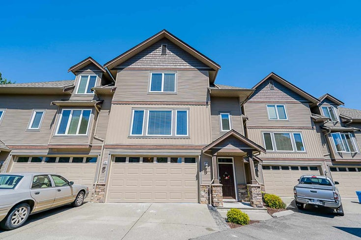 9 8491 PIPER CRESCENT - Yale - Dogwood Valley Townhouse for sale, 3 Bedrooms (R2481528)