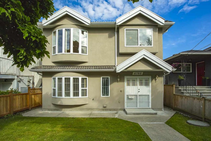 4788 GOTHARD STREET - Collingwood VE House/Single Family for sale, 6 Bedrooms (R2474631)