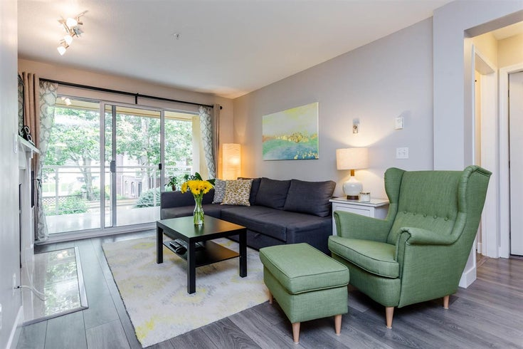 201 15185 22 Avenue - Sunnyside Park Surrey Apartment/Condo for sale, 2 Bedrooms (R2195359)
