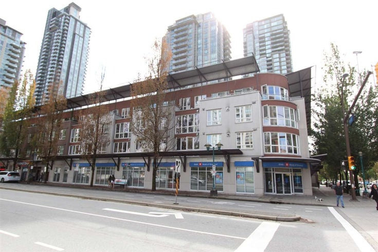 306 1163 The High Street - North Coquitlam Apartment/Condo for sale, 2 Bedrooms (R2407311)