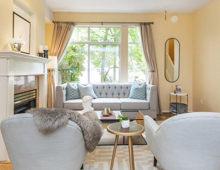 10 5298 OAKMOUNT CRESCENT - Oaklands Townhouse for sale, 4 Bedrooms (R2613336)