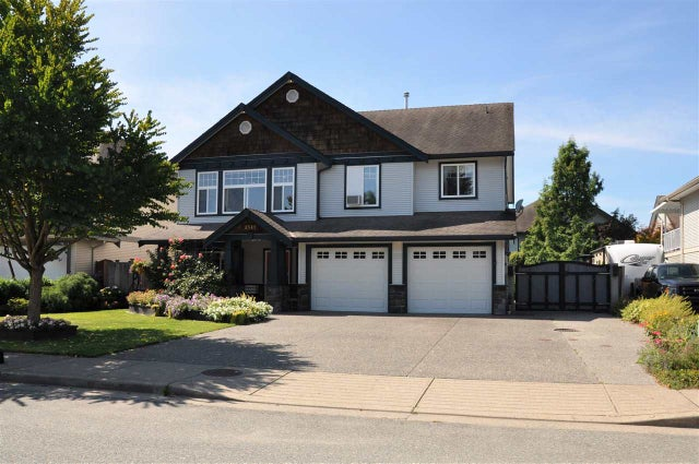 8549 FENNELL STREET - Mission BC House/Single Family for sale, 5 Bedrooms (R2491608)