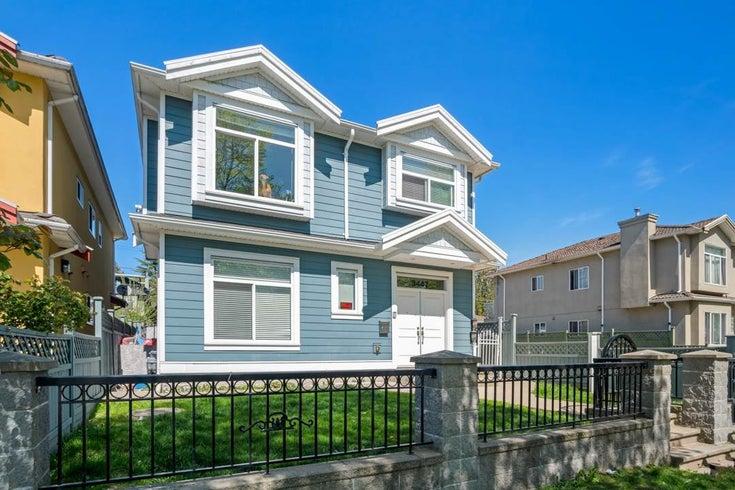 3447 WILLIAM STREET - Renfrew VE House/Single Family for sale, 8 Bedrooms (R2572206)