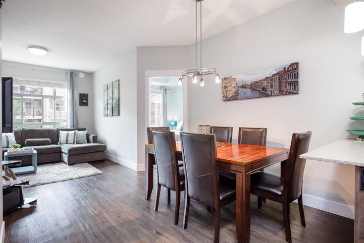 205 2495 WILSON AVENUE - Central Pt Coquitlam Apartment/Condo for sale, 2 Bedrooms (R2285392)