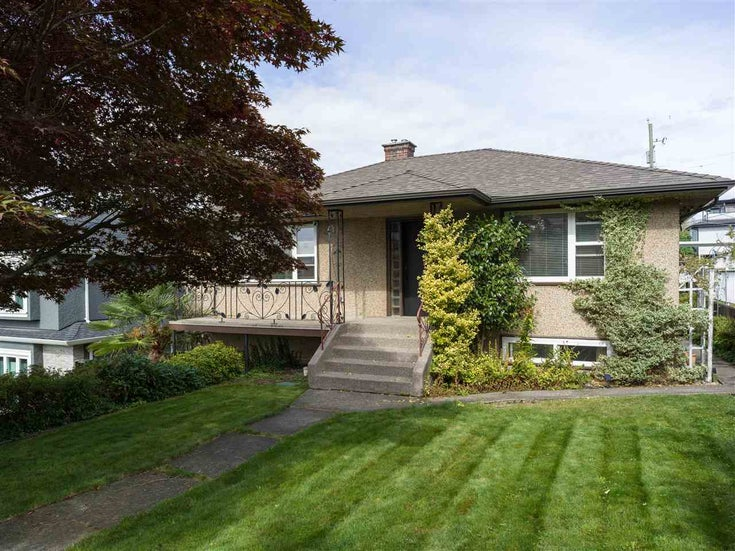 3585 MCGILL STREET - Hastings Sunrise House/Single Family for sale, 3 Bedrooms (R2512383)