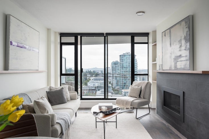 1509 155 W 1ST STREET - Lower Lonsdale Apartment/Condo for sale, 2 Bedrooms (R2611535)