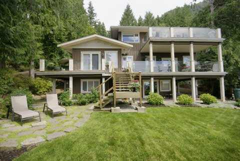 190 Mountain Drive - Lions Bay House/Single Family for sale, 4 Bedrooms (V903436)