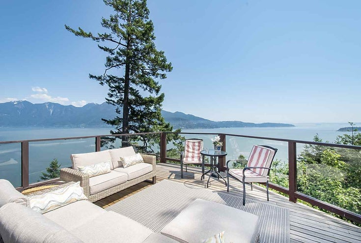 719 Channelview Drive - Bowen Island House/Single Family for sale, 4 Bedrooms (R2374350)