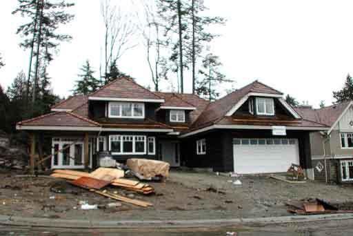 4517 Caulfeild Drive - Caulfeild House/Single Family for sale, 4 Bedrooms (V266789)