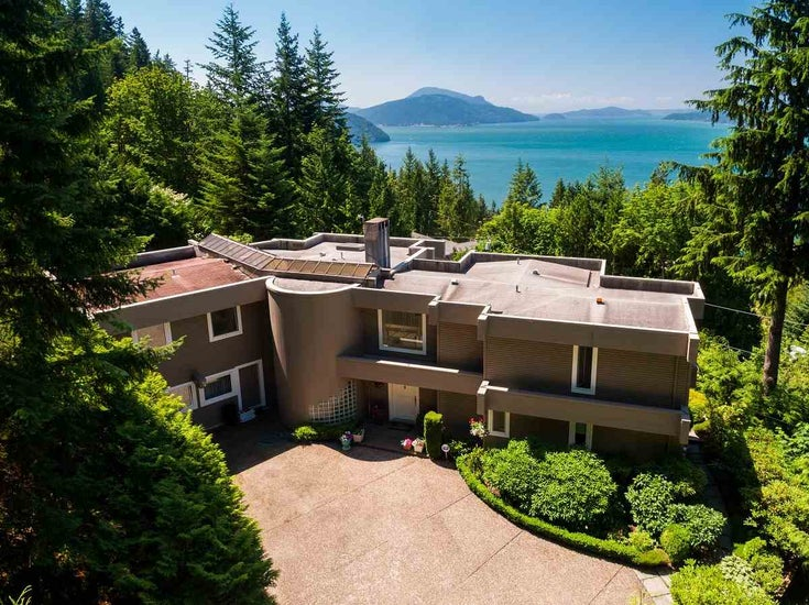 310 Oceanview Road - Lions Bay House/Single Family for sale, 4 Bedrooms (R2344989)