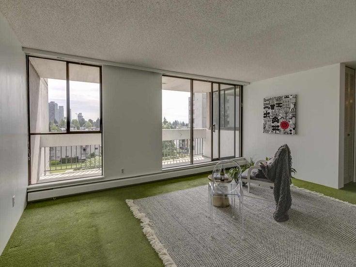 804 6689 WILLINGDON AVENUE - Metrotown Apartment/Condo for sale, 2 Bedrooms (R2468514)