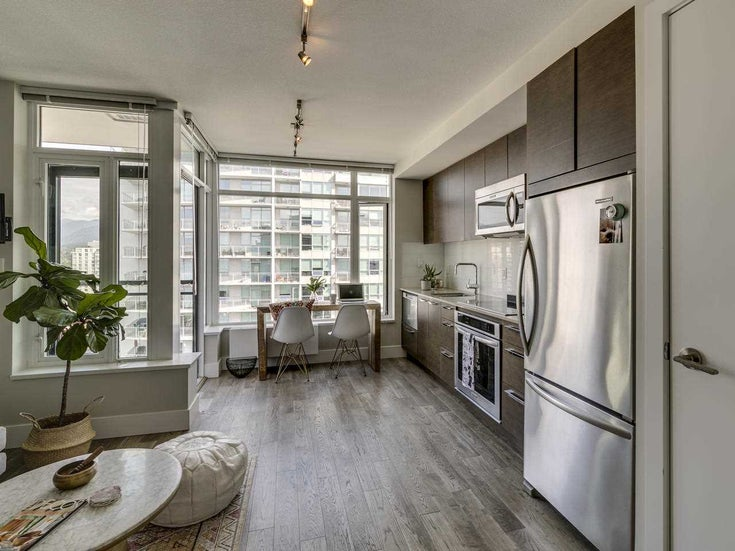 1406 111 E 13TH STREET - Central Lonsdale Apartment/Condo for sale, 1 Bedroom (R2489556)