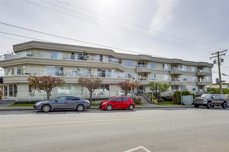 205 1378 GEORGE STREET - White Rock Apartment/Condo for sale, 2 Bedrooms (R2264177)