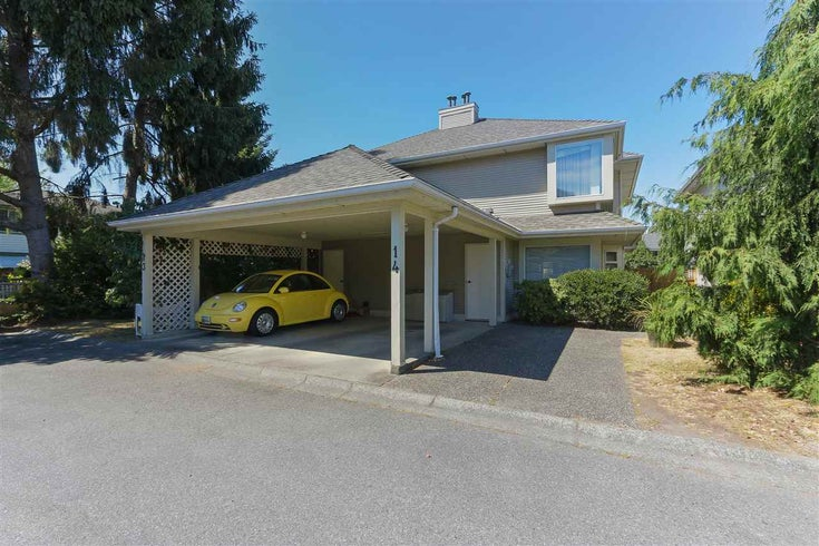 14 4695 53 STREET - Delta Manor Townhouse for sale, 3 Bedrooms (R2385187)