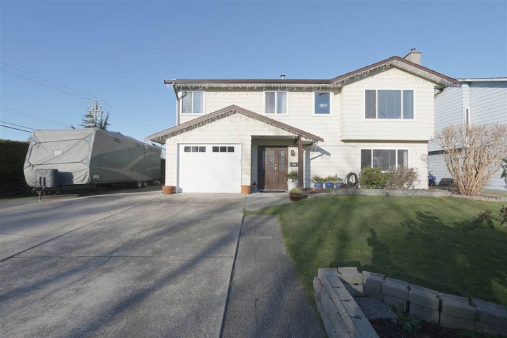 4655 CANNERY CRESCENT - Ladner Elementary House/Single Family for sale, 3 Bedrooms (R2422784)