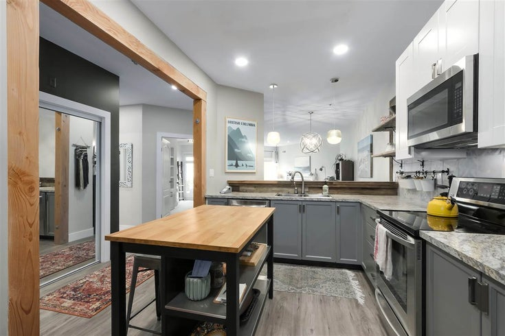 204 4733 W RIVER ROAD - Ladner Elementary Apartment/Condo for sale, 2 Bedrooms (R2458319)