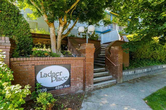 303 4926 48 AVENUE - Ladner Elementary Apartment/Condo for sale, 1 Bedroom (R2307838)