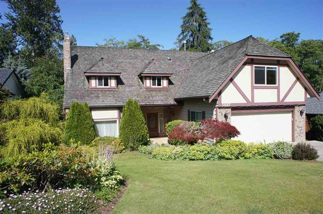 5687 TIMBERVALLEY ROAD - Tsawwassen East House/Single Family for sale, 5 Bedrooms (R2467097)