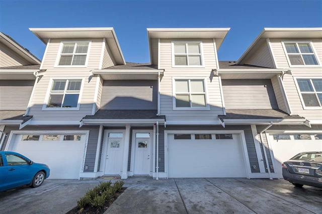 10 45395 SPADINA AVENUE Chilliwack - Chilliwack W Young-Well Townhouse for sale, 3 Bedrooms (R2337426)