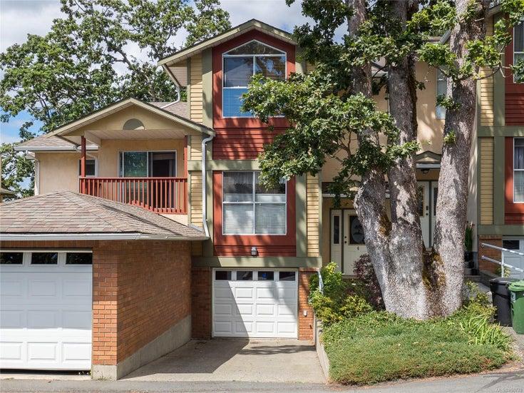 6 4560 West Saanich Rd - SW Royal Oak Row/Townhouse for sale, 3 Bedrooms (850770)