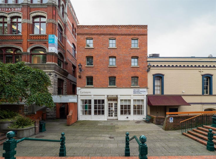 201 & 301 19 Bastion Sq - Vi Downtown Office for sale(858975)