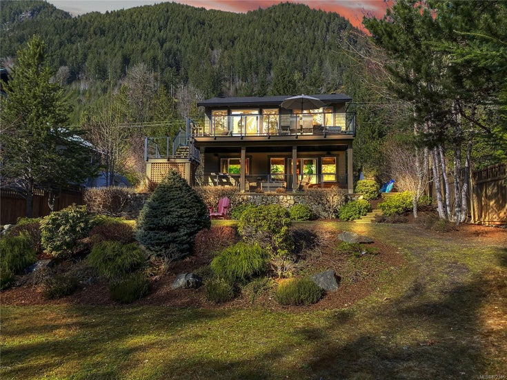 9376 Creekside Dr - Du Youbou Single Family Detached for sale, 2 Bedrooms (872346)