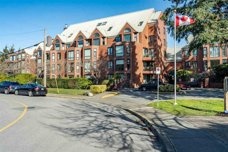 307 1350 VIEW CRESCENT - Beach Grove Apartment/Condo for sale, 2 Bedrooms (R2543531)