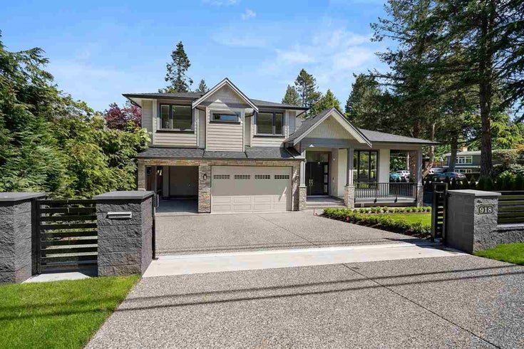 918 ENGLISH BLUFF ROAD - Tsawwassen Central House/Single Family for sale, 5 Bedrooms (R2581329)