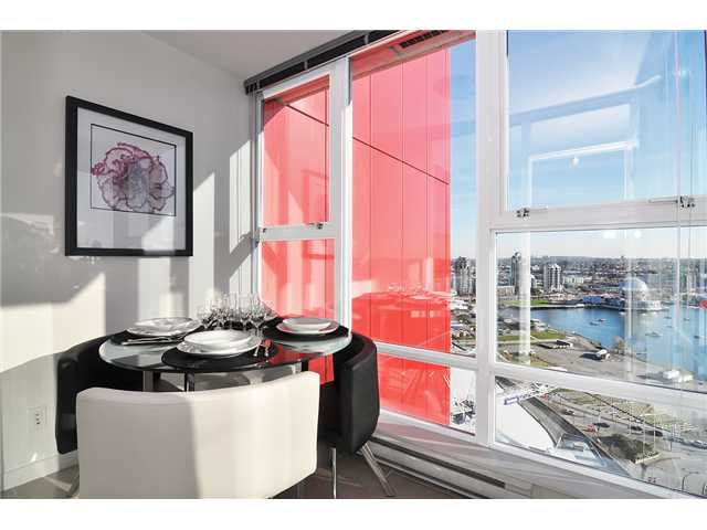 # 2609 111 W GEORGIA ST - Downtown VW Apartment/Condo for sale, 1 Bedroom (V976392) #6