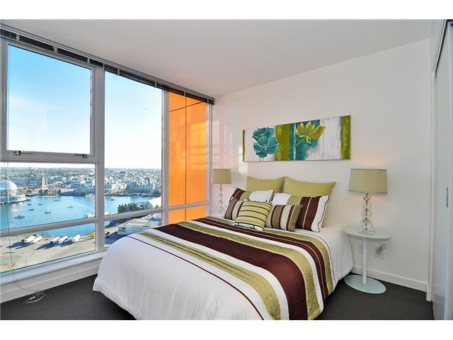 # 2609 111 W GEORGIA ST - Downtown VW Apartment/Condo for sale, 1 Bedroom (V976392) #8