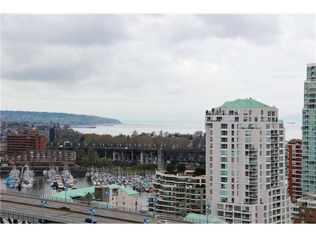 # 2501 1495 RICHARDS ST - Yaletown Apartment/Condo for sale, 1 Bedroom (V1000609) #1