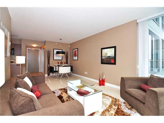 # 2501 1495 RICHARDS ST - Yaletown Apartment/Condo for sale, 1 Bedroom (V1000609) #3