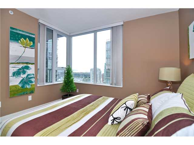 # 2501 1495 RICHARDS ST - Yaletown Apartment/Condo for sale, 1 Bedroom (V1000609) #7