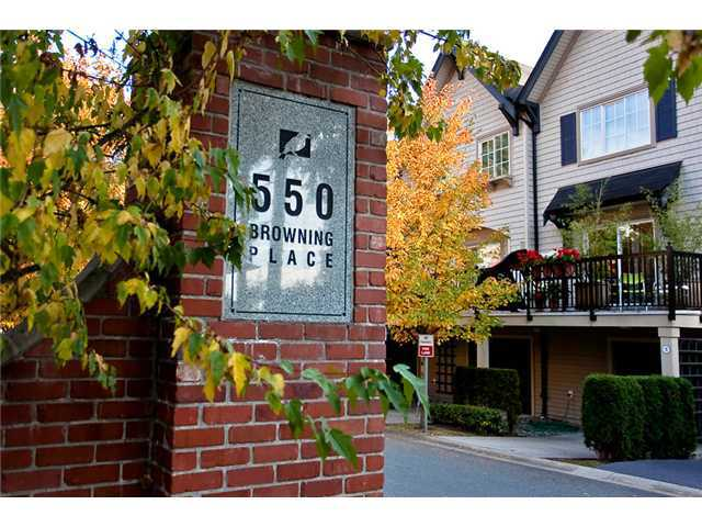 # 8 550 BROWNING PL - Seymour NV Townhouse for sale, 2 Bedrooms (V1021125) #2