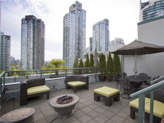 # B707 1331 HOMER ST - Yaletown Apartment/Condo for sale, 2 Bedrooms (V1066433) #4