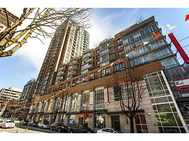# 1704 788 RICHARDS ST - Downtown VW Apartment/Condo for sale, 1 Bedroom (V1067746) #1