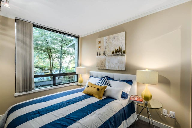 207 1003 BURNABY STREET - West End VW Apartment/Condo for sale, 1 Bedroom (R2005374) #11