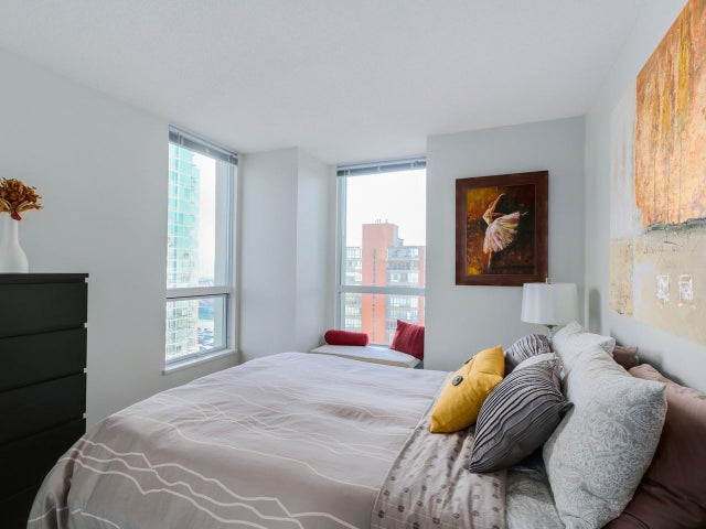 1503 907 BEACH AVENUE - Yaletown Apartment/Condo for sale, 1 Bedroom (R2035362) #10