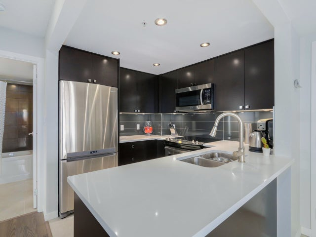 1503 907 BEACH AVENUE - Yaletown Apartment/Condo for sale, 1 Bedroom (R2035362) #7