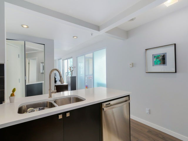 1503 907 BEACH AVENUE - Yaletown Apartment/Condo for sale, 1 Bedroom (R2035362) #9