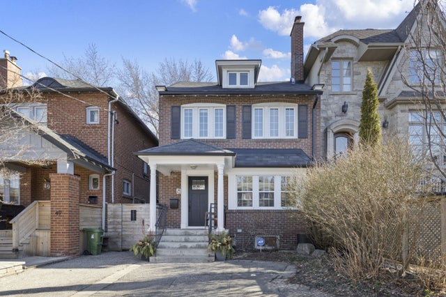 51 Melrose Ave - Lawrence Park North HOUSE for sale, 51 Bedrooms (C5163506)