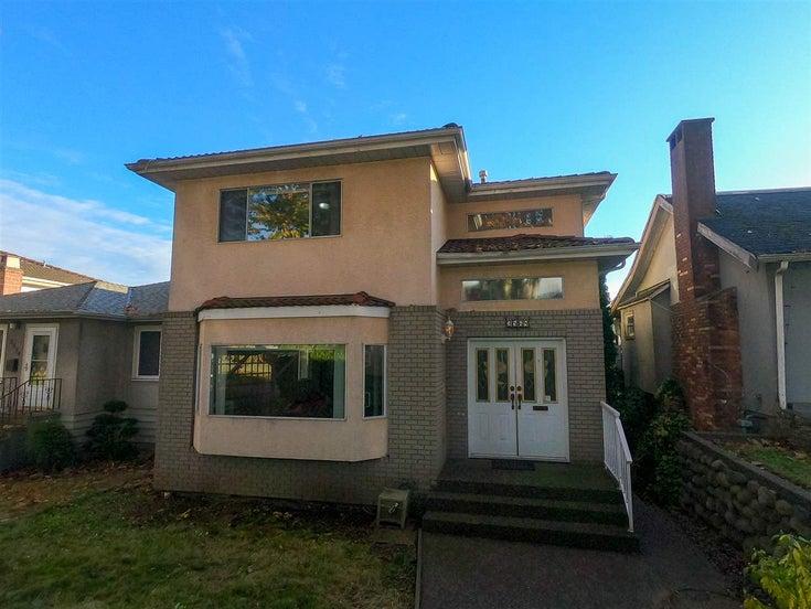 3568 Turner Street - Renfrew VE House/Single Family for sale, 4 Bedrooms (R2416334)