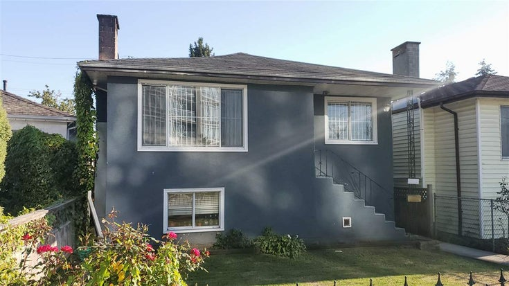 2324 E 30TH AVENUE - Collingwood VE House/Single Family for sale, 4 Bedrooms (R2538177)