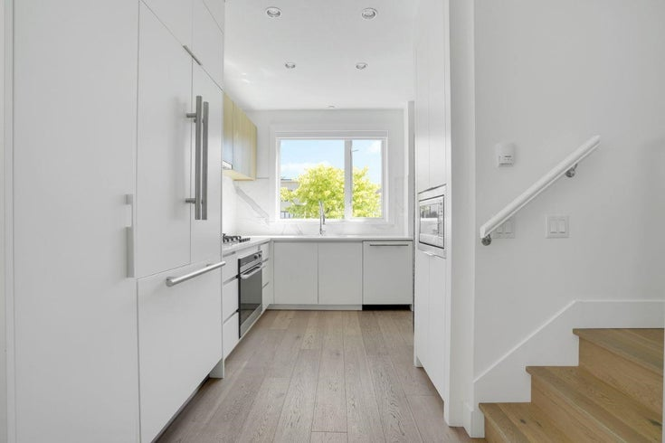 TH2 2433 Broadway Street, Vancouver - Kitsilano Townhouse for sale, 3 Bedrooms (R2605228)